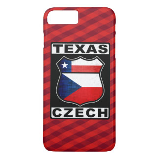 Texas Czech American Phone Case