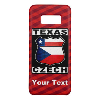 Texas Czech American Phone Cover