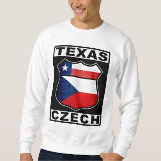 Texas Czech American Sweatshirt