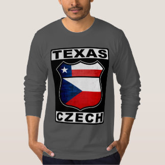 Texas Czech American T-Shirt