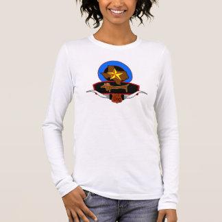 Texas Dachshund US Dog Long Sleeve T-Shirt