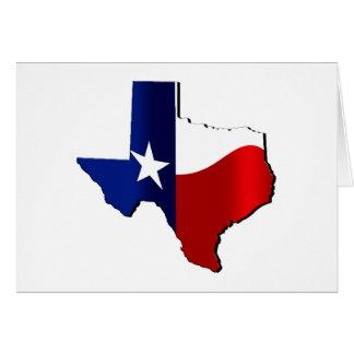 Texas Day Card