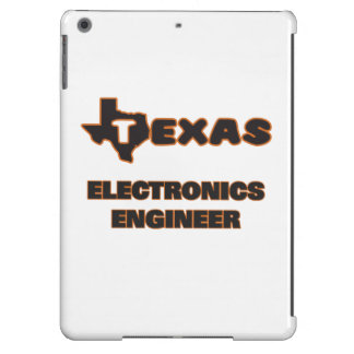Texas Electronics Engineer Case For iPad Air