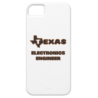 Texas Electronics Engineer iPhone 5 Cover