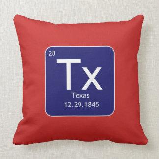 Texas Element Throw Pillow