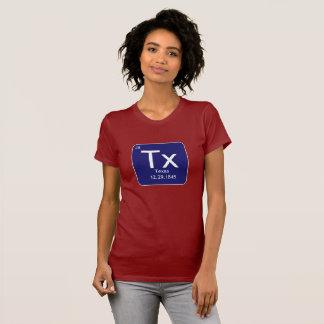 Texas Element Womens T Shirt