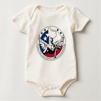Texas Fallen Officer Foundation Baby Bodysuit
