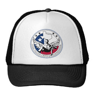 Texas Fallen Officer Foundation Cap