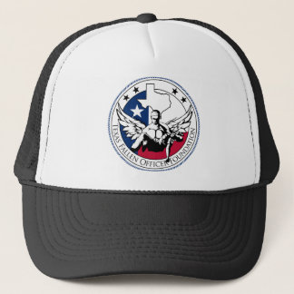 Texas Fallen Officer Foundation Trucker Hat