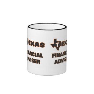 Texas Financial Adviser Ringer Mug