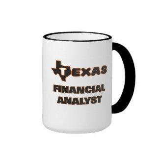 Texas Financial Analyst Ringer Mug