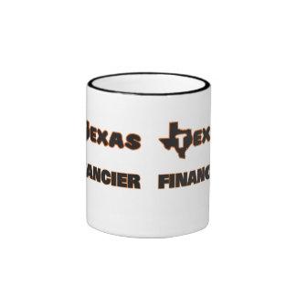 Texas Financier Ringer Mug