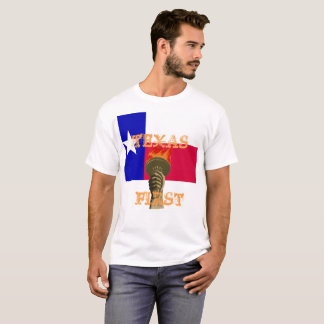 Texas First Shirt