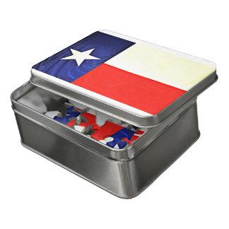 Texas Flag Acrylic Puzzle