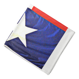 Texas Flag Bandana