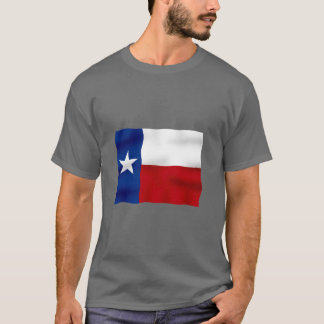 Texas Flag - Basic Dark T-Shirt
