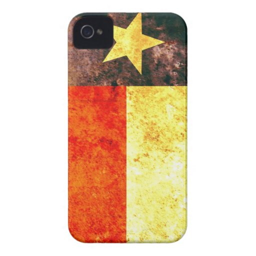 Texas Flag BlackBerry Bold Case