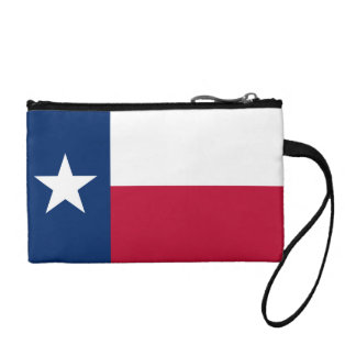 Texas Flag Coin Wallet