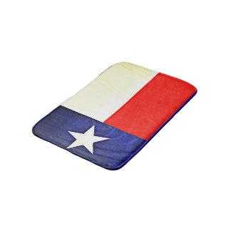 Texas Flag Custom Bath Mat