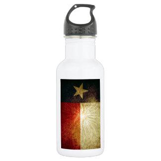 Texas Flag Firework 532 Ml Water Bottle