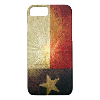Texas Flag Firework iPhone 8/7 Case