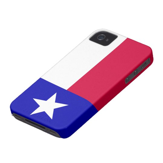 Texas Flag iPhone 4 Case