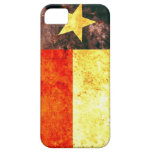 Texas Flag iPhone 5 Barely There™ iPhone 5 Covers