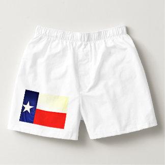 Texas Flag Men's Boxer Shorts Boxers