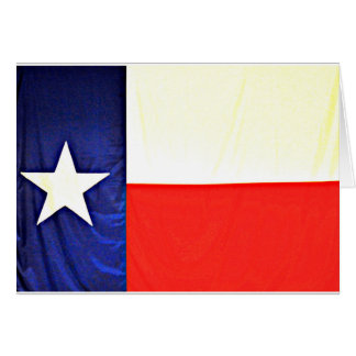 Texas Flag Note Cards