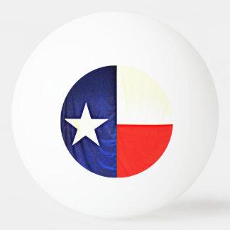 Texas Flag Ping Pong Balls