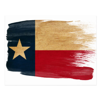 Texas Flag Postcards