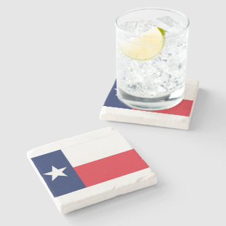 TEXAS FLAG STONE COASTER