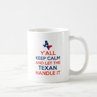 Texas Flag tees Coffee Mug