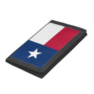 Texas Flag Tri-fold Wallet