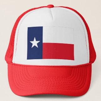 TEXAS FLAG TRUCKER HAT