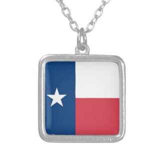 Texas Flag Women's Necklace