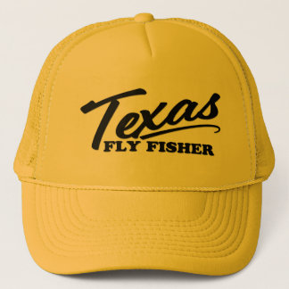 Texas Fly Fisher for the Generic Texas Fly Fisher Trucker Hat