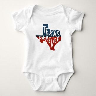 Texas Forever Baby Bodysuit