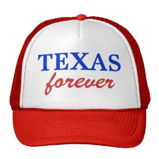 Texas Forever - baseball cap trucker hat