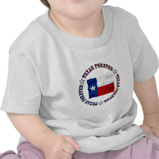 TEXAS FOREVER Circle Design - Mult_Products Shirt