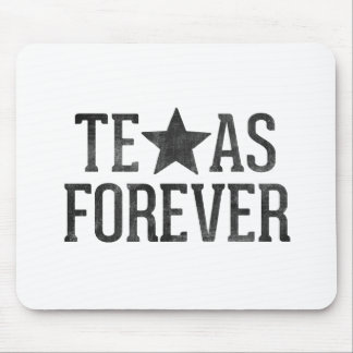 Texas Forever Mouse Pad