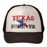 TEXAS FOREVER TRUCKER CAP