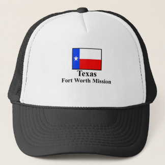 Texas Fort Worth Mission Hat