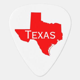 Texas Guitar Pick