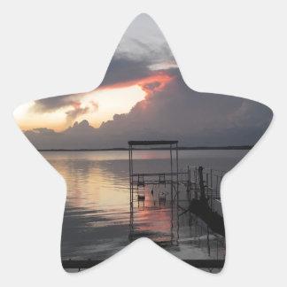 Texas Gulf Star Sticker