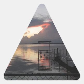Texas Gulf Triangle Sticker