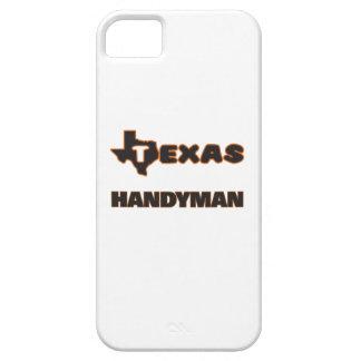 Texas Handyman iPhone 5 Cover