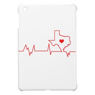 Texas Heart beat iPad Mini Case