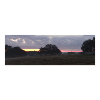 Texas Hill Country Sunrise Photo Art