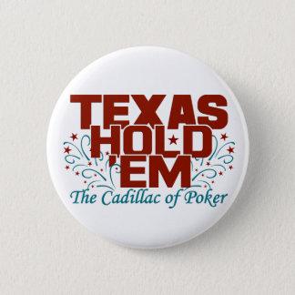 Texas Hold 'Em button